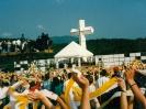 Papež v Postojni 1996